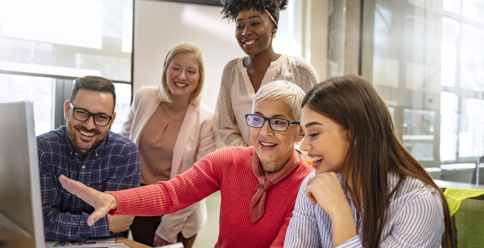 Workplace wellness consultation for large groups